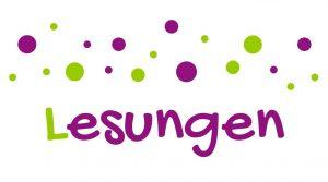 Logo Lesungen