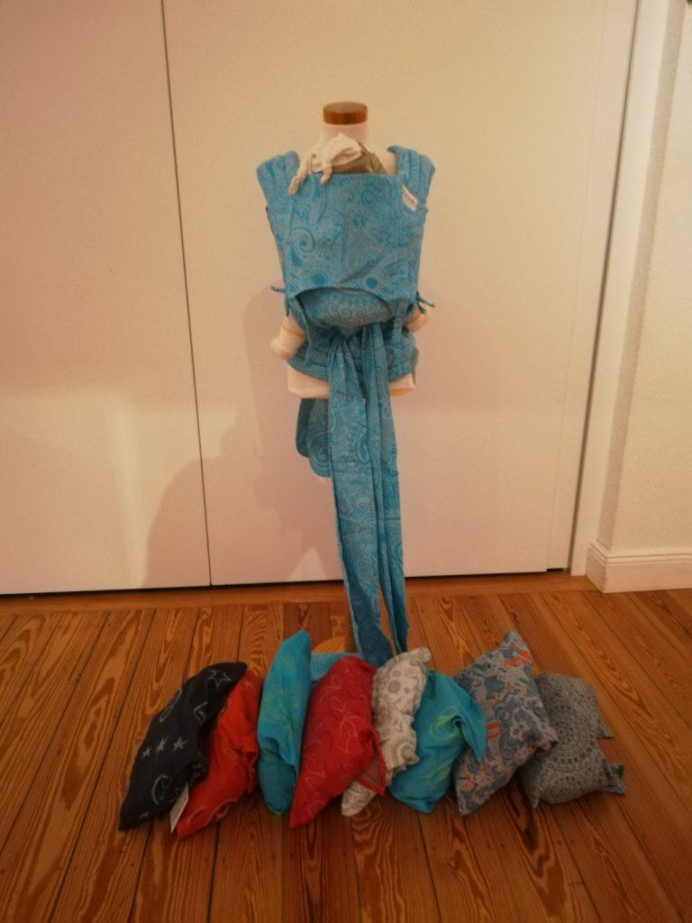 "FlyTai Toddlersize ""Masala Scuba blue"" - 129,00€ 100,00€"